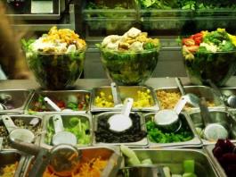 Бизнес-идея Конструктор салатов