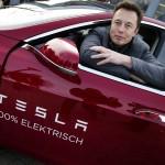 Илон Маск Тесла