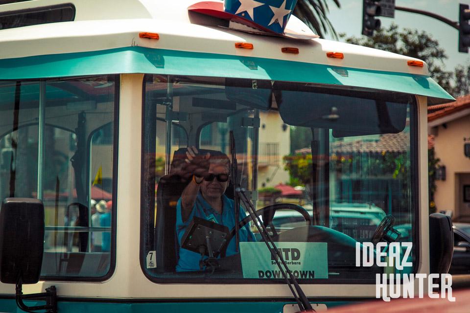 Школьный автобус Нью-Йорка