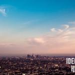 Лос-Анджелес - это гигантский однотажный город!