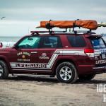 Спасатели в Калифорнии