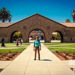 Приехал в Stanford