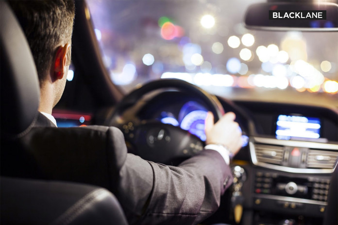 Твой профессиональный водитель Blackline