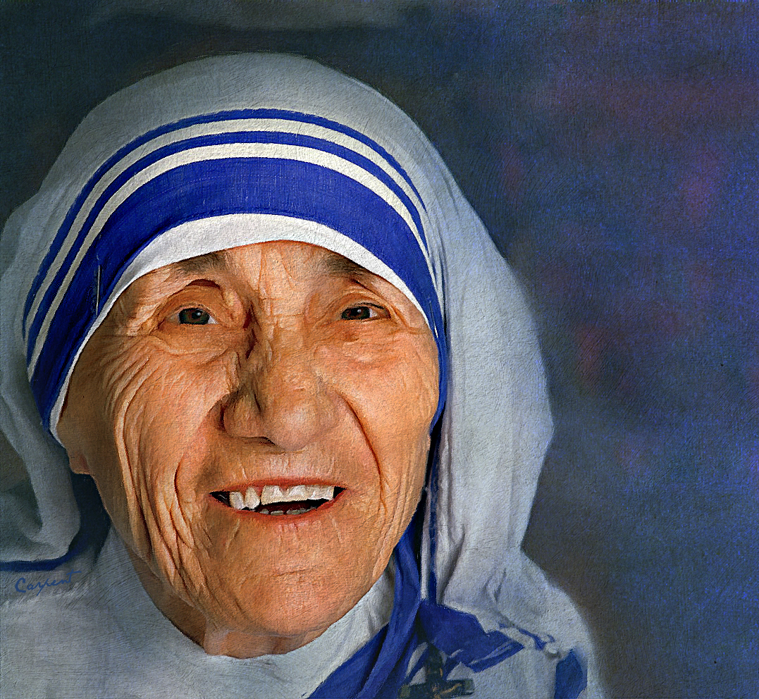 mother teresa an example of love in action