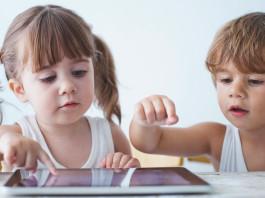 Дети и ipad