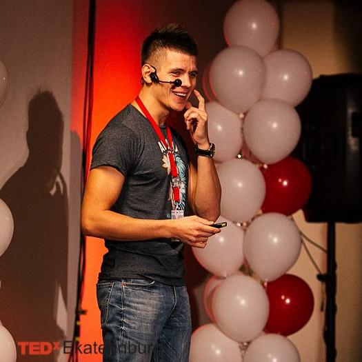 Семен Кибало TEDx