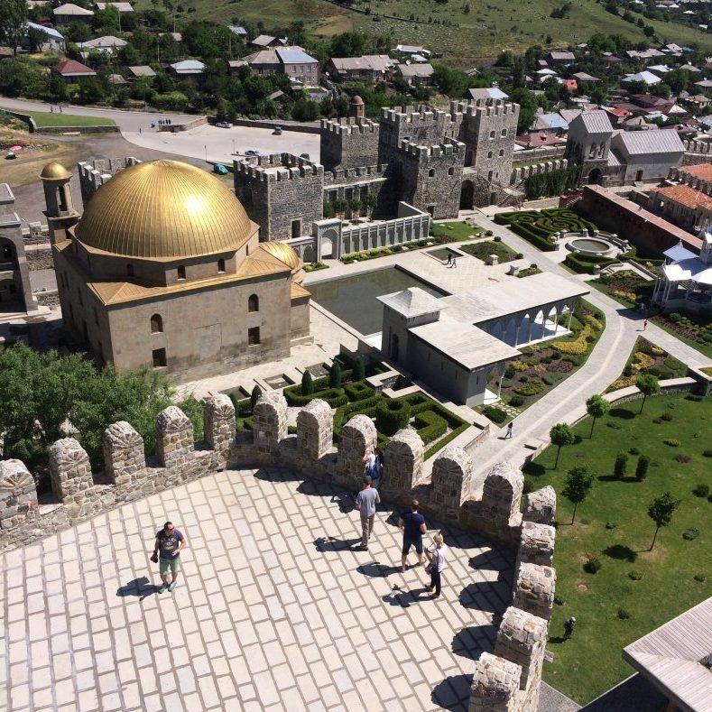 Ахалцихе, Крепость