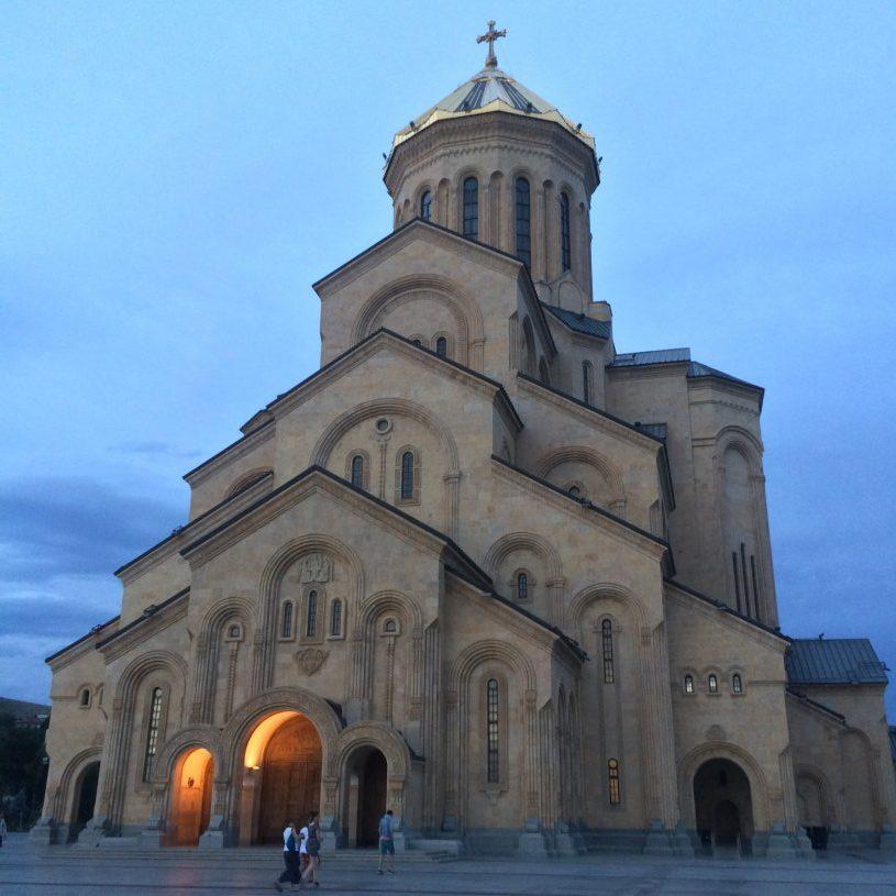 Тбилиси, Cобор Святой Троицы