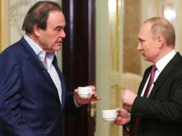 Оливер Стоун и Путин книга