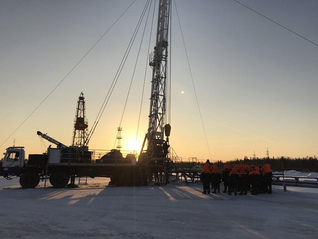 Нефтяная столица